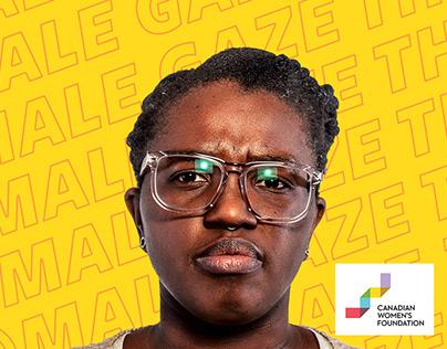 The (Fe)male Gaze - Campaign Concept