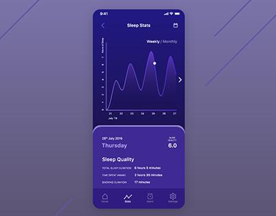 Sleep Chart - Analytics