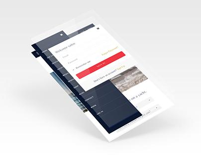 The Yachtsetter Website