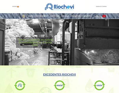 Web Institucional - Riochevi