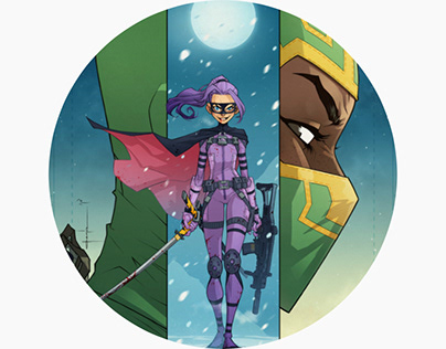 Kick-Ass (Variant Crossover Cover #5C)