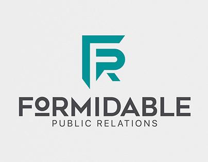 Formidable Public Relations Logo