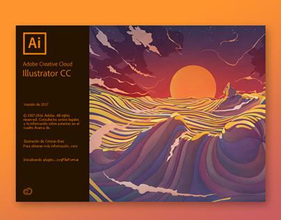 Surroundings - Illustrator CC 2017