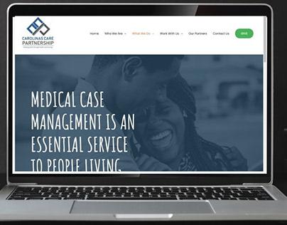 Website + Logo Rebrand