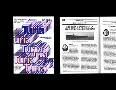 Turia redesign