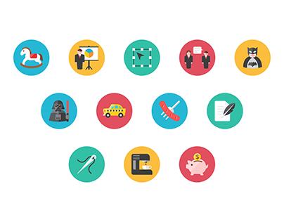 Animated Icons - III
