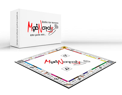 "Monopoly ""kinky"" Board Game Project"