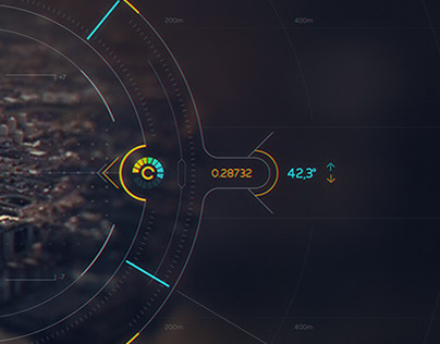 Ui and FUI for movies, games and tests
