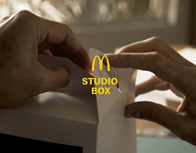 McDonald's Studio Box