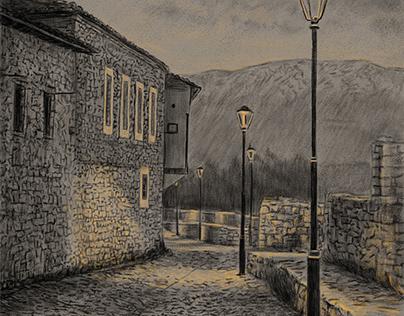 Berat Castle - Albania