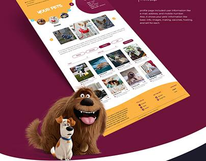 Pets&Pets website