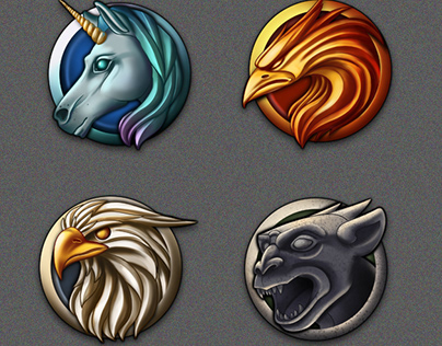Badges Icons