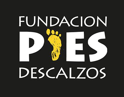 Diseño Web Fundación Pies Descalzos