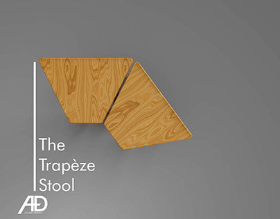 The Trapèze Stool