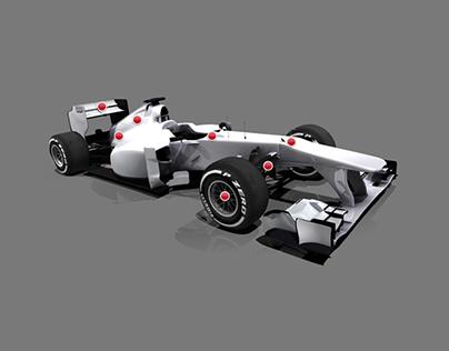 UBS – Formula 1 iPad App