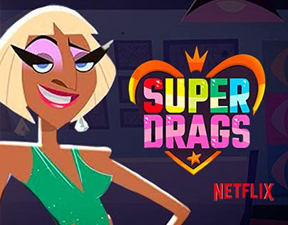 SUPER DRAGS (BG artist)