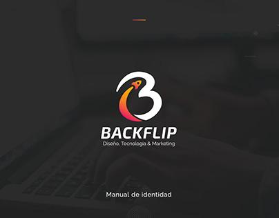Backflip - Manual de Identidad