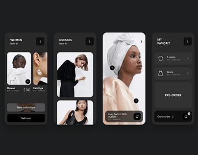 Moda app