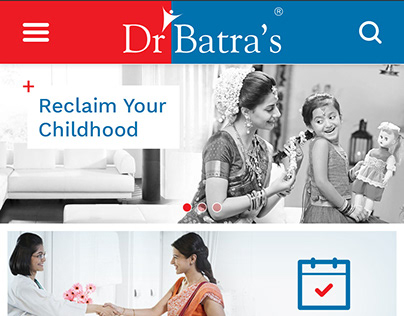 Dr. Batra's Appointment Booking App