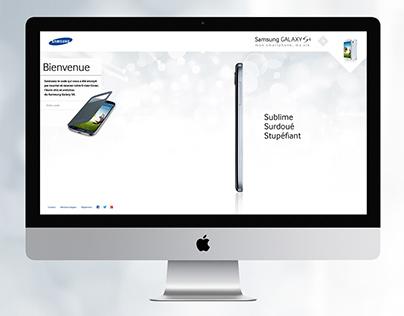 Samsung GS4 Web Special