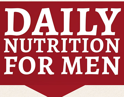 Daily Nutrition for Men