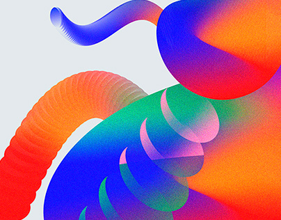 Abstract posters #1