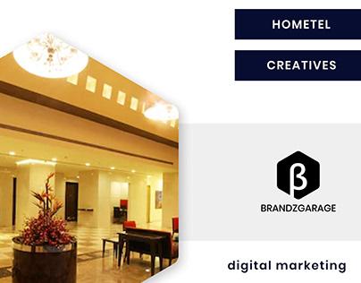Social Media Creatives - Brandz Garage