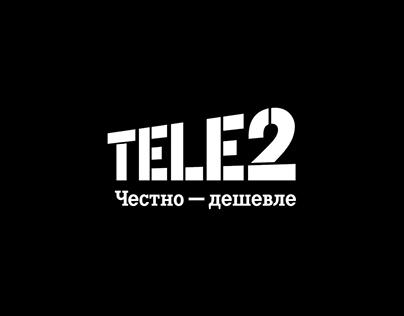 Tele2 commercials