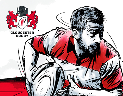 Gloucester Rugby 2016/17 Membership & Matchday Campaign