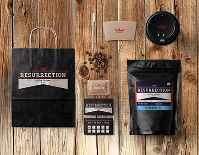 Resurrection Coffee Brand