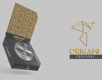 Origami Crockery