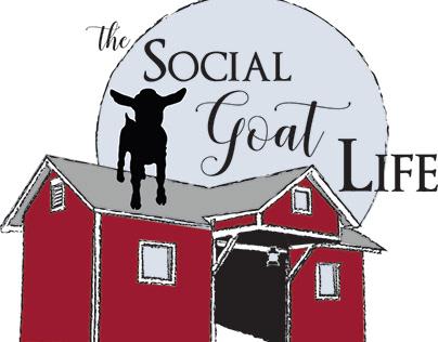 The Social Goat Logo