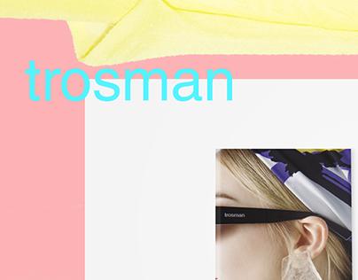 E D I T O R I A L -Lookbook Trosman