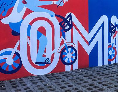 OMNi - Mural del Respeto