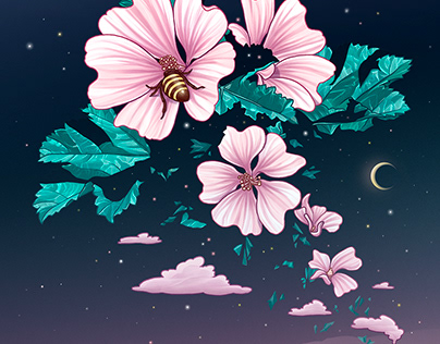 Hibiscus Nights