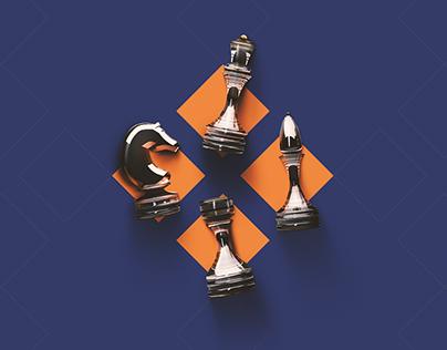 Saudi Chess Federation - Branding