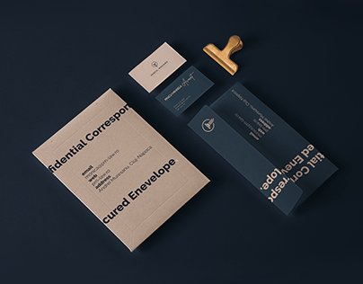 Pascu, Mocanu Complete Branding Package