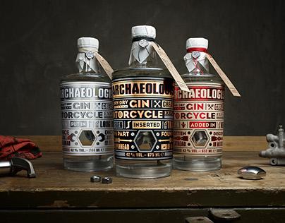 Ehinger Kraftrad – The Archaeologist Gin