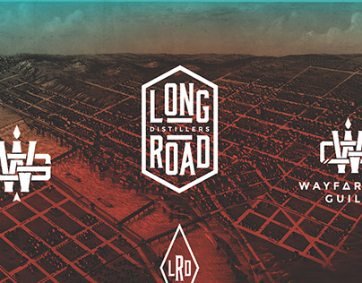 Long Road Distillers Logo