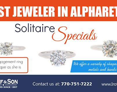 Best Jeweler in Alpharetta