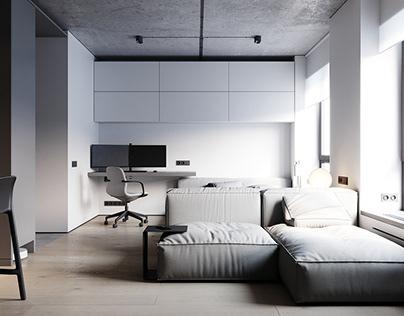 Small flat|Buninskiye luga