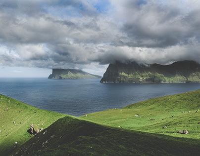 Morning Yearning - Faroe Islands