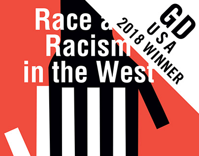 Race and Racism in the West Book Cover Design