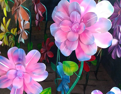 J.O.B. (Mexican Flowers)