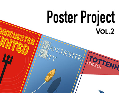 Poster Project Vol. 2