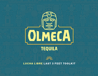 Olmeca Tequila   Lucha Libre L3F Toolkit