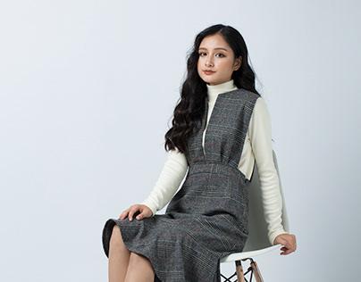 Chụp ảnh thời trang nữ Hàn Quốc 2