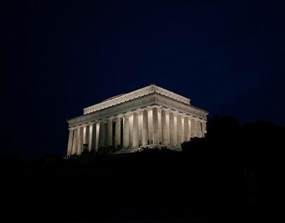 Lincoln Memorial, Washington, DC, United States