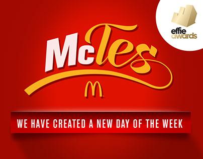 McTes Campaign / McDonald's
