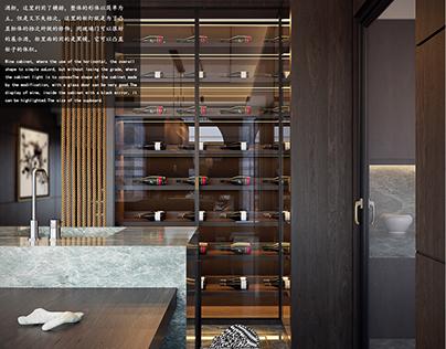 现代新中式-现代与新中式的禅静相结合Modern New Chinese Style - Combinatio